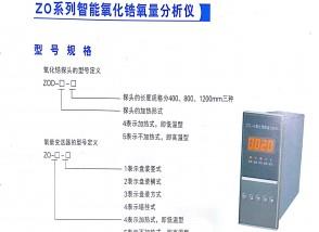 ZO系列智能氧化锆氧量分析仪