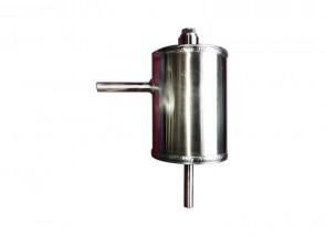 对焊式冷凝容器